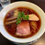 80785941 - 「醤油らぁ麺」730円