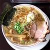 中華麺亭むらさき屋 - 料理写真:中華そば あっさり 650円