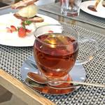 春華堂 カフェサロン - 紅茶