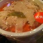 セブンイレブン - 料理写真:サムゲタン風スープ