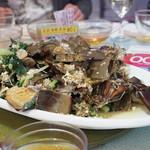 全記海鮮菜館 - 料理写真:カブトガニ・・まさかコレを食べる日が来るとは(笑)