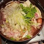 80787599 - 左の肉から【猪】【兎】【合鴨】
