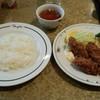 深川煉瓦亭 - 料理写真:カキフライ(930円)+小ライス(210円)