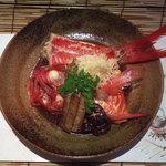 鮨・活魚料理 松しま - 料理写真:金目鯛の煮付け