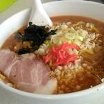 ラーメンの龍王 - 料理写真:海老味噌ラーメン。