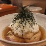 空ノウエ - 胡麻豆腐の揚げ出し