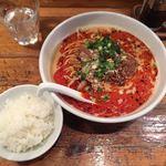 80796068 - 坦々麺(辛め)¥830-