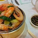 Tai Woo Seafood Restaurant - ◎白灼海生蝦188ドル