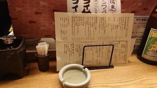 """いなせ 寅""""衛門 -"""