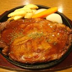 Meet Dining 中條 - 番長ステーキ