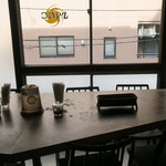 sync - マンションの一室を使った簡易な作りの店2