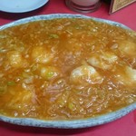 天津 - エビチリソース煮