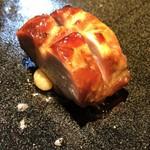 クロモリ - 斎藤豚の炭焼き叉焼