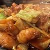 味処 陣屋 - 料理写真:牛ホルモン味噌炒め