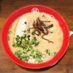 豚骨拉麺酒場 福の軒 - 豚骨拉麺