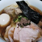 Japanese Soba Noodles 蔦 - 豪華です