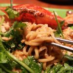 アジアン キュイジーヌ エー・オー・シー - 蟹味噌の濃厚な旨味