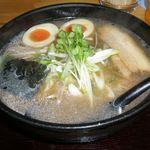 谷津亭 - 醤油煮玉子