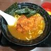 CoCo壱番屋 - 料理写真:2018年2月 タレカツカレーらーめん 813円