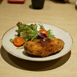 だい - 和食屋の海老クリームコロッケ