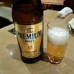 玄品ふぐ - ビールはプレモル