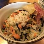 一陽 - 鮭ご飯
