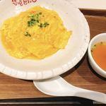 80815202 - 蟹肉入り半熟天津炒飯