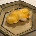 シロオビ - 海老のマヨネーズ焼き