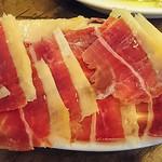 バル ペピート - イベリコ豚の生ハム