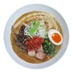麺や ハレル家 - 海老味噌
