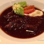 80817276 - 羊ほほ肉の赤ワイン煮