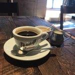 80817800 - 食後のコーヒー。