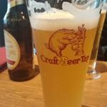 80817932 - クラフトビールの種類が豊富❤(≧∇≦)
