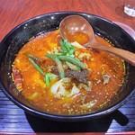 中華料理 朝霞 - 麻辣刀削麺