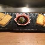 80820155 - 豆腐ステーキ