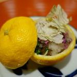 80821253 - 徳島柚子冷麺