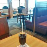 和食レストランとんでん - アイスコーヒー 300円+税