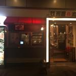 我那覇豚肉店 - 旭橋駅からすぐのところにあります。