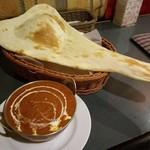 ラクスミ - シャヒパニールカレー