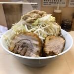 80826546 - ラーメン(+野菜、脂)