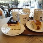 The Coffee Bean & Tea Leaf - 料理写真: