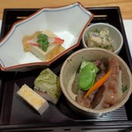 和彩 そあら - 料理写真:つきだし