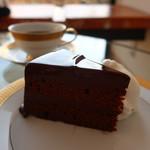 80827978 - チョコレートケーキアップ