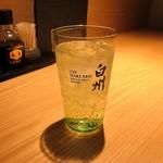博多焼き ヤマト - 白州ハイボール