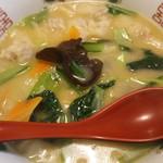 味包 - 料理写真:ワンタン麺