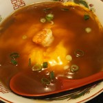 味包 - えび入り天津麺