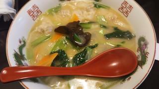 味包 - ワンタン麺