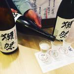 個室×日本酒バル 魚の目利き - おっとっとー