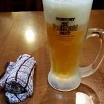 東和酒場 - 生ビール
