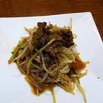 東和酒場 - マーラー牛肉:390円税別